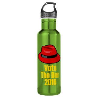 """""""ドン"""" 2016の緑のきらきら光るな水差しを投票して下さい ウォーターボトル"""