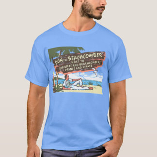 ドンBeachcomber Tシャツ