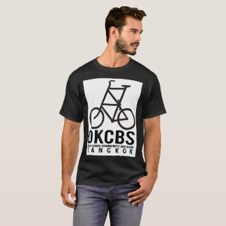 ドンKusonのコミュニティバイクの店の写実的なティーDKCBS Tシャツ