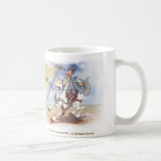 ドンQUIJOTE -マグ- Taza -セルバンデス コーヒーマグカップ