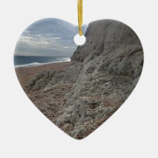 ドーセットのジュラ紀の海岸 セラミックオーナメント