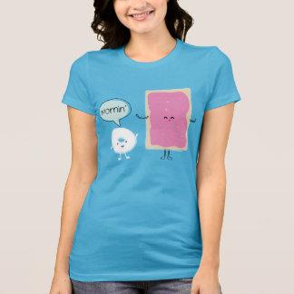 ドーナツおよびPoptart Tシャツ