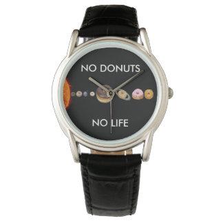 ドーナツの太陽系 腕時計