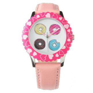 ドーナツの甘い腕時計 腕時計