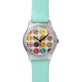 ドーナツの腕時計 腕時計