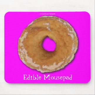 ドーナツ反ダイエットの食用のマウスパッド マウスパッド
