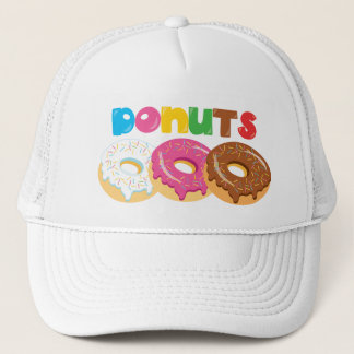 ドーナツ店のフェスティバルのベーカリー公平なビジネス帽子 キャップ