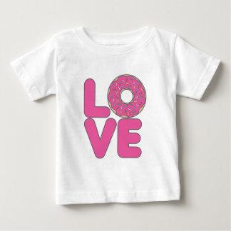 ドーナツ愛 ベビーTシャツ
