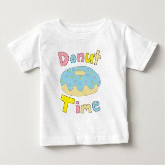 ドーナツ時間 ベビーTシャツ