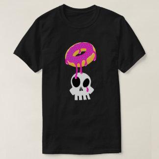 ドーナツ死 Tシャツ