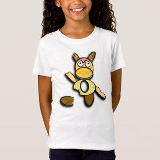 ドーナツ犬のGirl´sのTシャツ Tシャツ