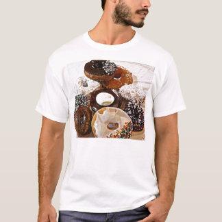 ドーナツ男2のワイシャツ Tシャツ