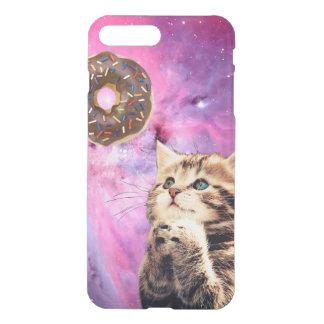 ドーナツ祈る猫 iPhone 8 PLUS/7 PLUS ケース