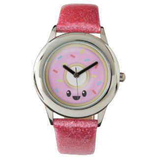 ドーナツ腕時計 リストウォッチ