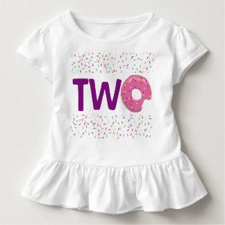 ドーナツ2 トドラーTシャツ