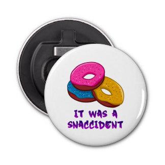 ドーナツ、それはsnaccidentでした 栓抜き