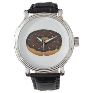 ドーナツ- Emoji 腕時計