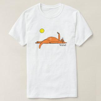 ドーナツFahtCaht Tシャツ