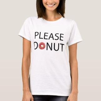 ドーナツTシャツTumblr Tシャツ