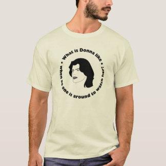 ドーナ Tシャツ