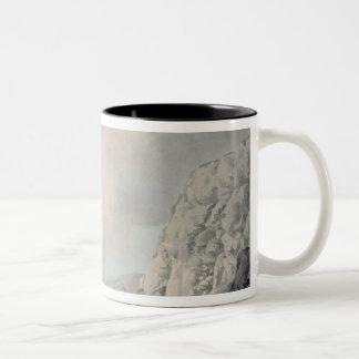 ドーバーの崖 ツートーンマグカップ