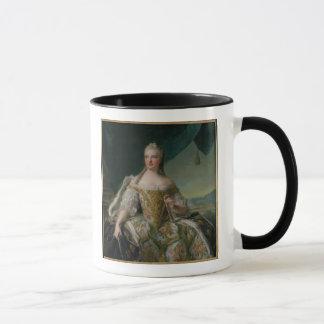 ドーファンMarie-Josephe de Saxe 1751年 マグカップ