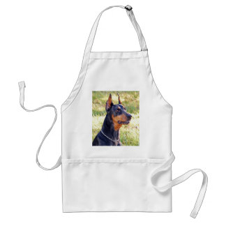 ドーベルマン犬のエプロン スタンダードエプロン