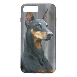 ドーベルマン犬のiPhoneの場合 iPhone 8 Plus/7 Plusケース