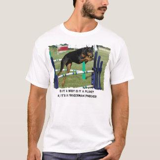 ドーベルマン犬: ジュノー Tシャツ