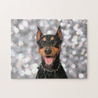 ドーベルマン犬- Megyan パズル