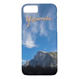 ドームのヨセミテ半分のSmartphoneの例 iPhone 8/7ケース