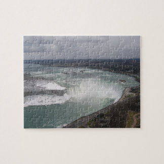 ナイアガラの蹄鉄の滝 ジグソーパズル