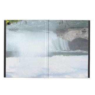 ナイアガラ・フォールズのカナダ人の側面 POWIS iPad AIR 2 ケース