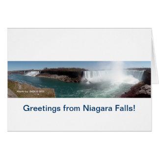 ナイアガラ・フォールズのギフト カード