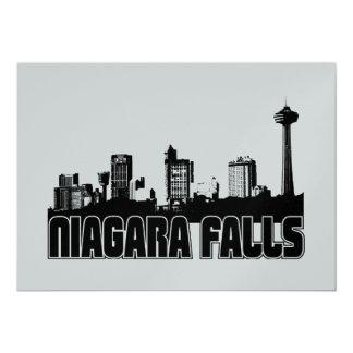 ナイアガラ・フォールズのスカイライン カード
