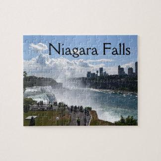 ナイアガラ・フォールズのパズル ジグソーパズル