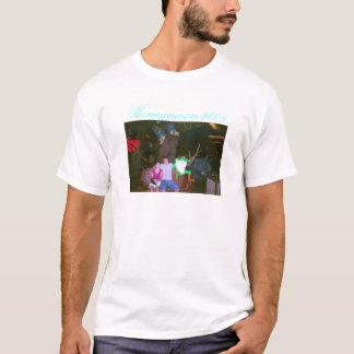 ナイアガラ・フォールズの新婚旅行 Tシャツ