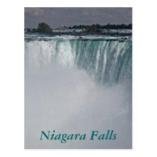 ナイアガラ・フォールズの滝 ポストカード