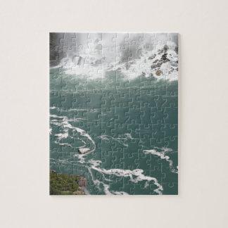 ナイアガラ・フォールズの石 ジグソーパズル
