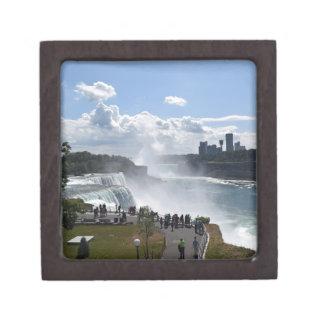 ナイアガラ・フォールズの磁気木のギフト用の箱 ギフトボックス