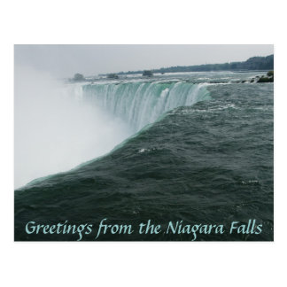 ナイアガラ・フォールズの郵便はがき ポストカード