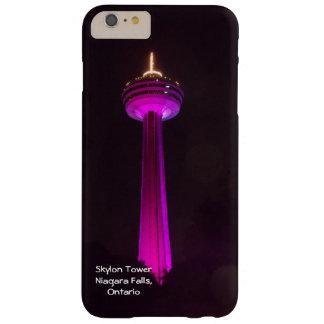 ナイアガラ・フォールズオンタリオ1のSkylonタワー Barely There iPhone 6 Plus ケース