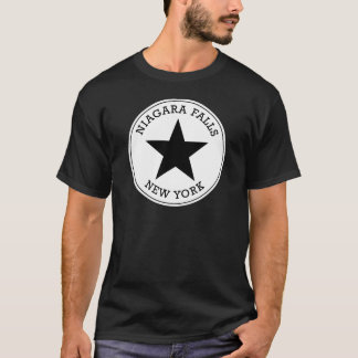 ナイアガラ・フォールズニューヨークのTシャツ Tシャツ