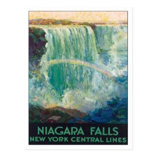 ナイアガラ・フォールズニューヨーク ポストカード