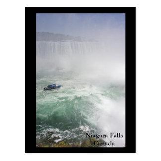 ナイアガラ・フォールズ、カナダ ポストカード
