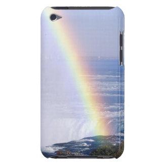 ナイアガラ・フォールズ、ニューヨーク上の虹 Case-Mate iPod TOUCH ケース