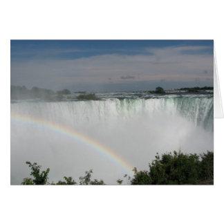ナイアガラ・フォールズ/蹄鉄の滝 カード