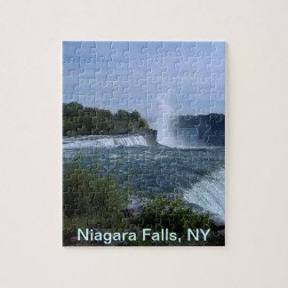 ナイアガラ・フォールズ、NY ジグソーパズル