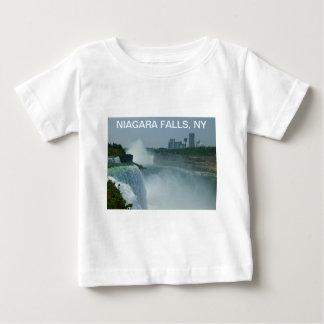 ナイアガラ・フォールズ、NY ベビーTシャツ