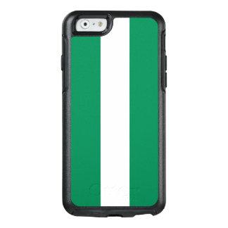 ナイジェリアのオッターボックスのiPhoneの場合の旗 オッターボックスiPhone 6/6sケース